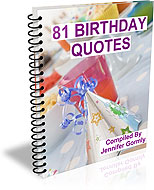 cms 81birthday quotes